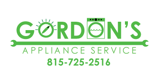Channahon Appliance Repair GORDONSLOGO trans phone