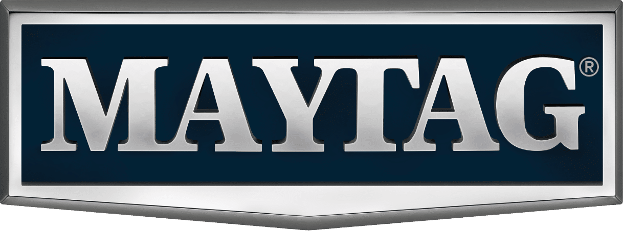 Garbage Disposal Repair Services Maytag Brand Logo