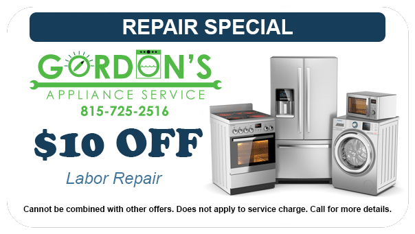 Ice Maker Repair Services 10 off repair special